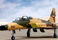 نخستین هواپیمای جنگنده ایرانی با نام «کوثر» رونمایی شد + جزئیات