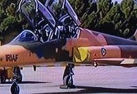 نخستین جت جنگنده ایرانی با نام کوثر به پرواز درآمد + فیلم و عکس