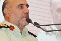 تاکید رییس پلیس پایتخت بر ضرورت توجه به کرامت انسانی