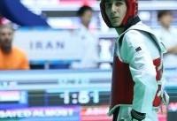 برنز فرزان عاشورزاده در بازیهای آسیایی قطعی شد