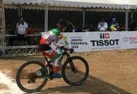 چهارمی پرتوآذر در دوچرخه سواری کوهستان بازیهای آسیایی۲۰۱۸/در انتظار مدال مردان