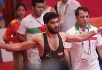 مردانی: در بازیهای آسیایی کم کاری نکردم/ در مسابقات جهانی مدال با ارزشتری کسب خواهم کرد