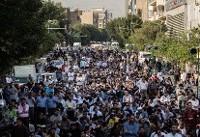 پوشش کامل امنیت مراسم عرفه توسط پلیس پایتخت