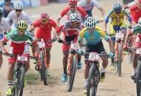 پایان یک روز بی مدال دیگر برای دوچرخه سواری ایران/ رکابزنان کوهستان چهارم و پنجم شدند