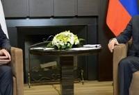 گفتگوی تلفنی شاه اردن با پوتین