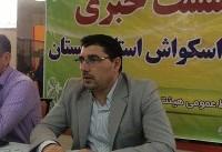 مسابقات بین المللی اسکواش دهه فجر در گرگان برگزار میشود