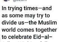 ظریف: برخی برای ایجاد انشقاق در بین مسلمانان تلاش میکنند