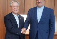 دیدار سفیر ایران در توکیو با رییس مهمترین تشکل اقتصادی بخش خصوصی ژاپن