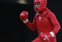 دو برنز سانداکاران ایران قطعی شد/ خواهران منصوریان به نیمهنهایی بازیهای آسیایی رسیدند