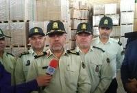 رئیس پلیس تهران: کشف ۷ هزار تن کاغذ احتکار شده با ارز دولتی/ پلمب ۱۱ ...
