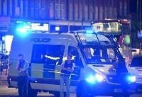 ۲ حادثه تیراندازی در لندن