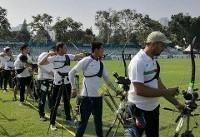 نتایج کمانداران ریکرو ایران در مرحله مقدماتی بازیهای آسیایی
