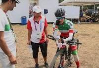 مدیر تیم های ملی دوچرخه سواری: بخت یاری نکرد/ پرتوآذر با بدشانسی مدال را از دست داد