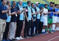 پس از باخت تیم امید مقابل میانمار/ واکنش استیلی به انتقادات