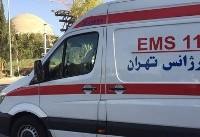 ارائه خدمات اورژانس تهران به ۳۴ نفر در نماز عید قربان