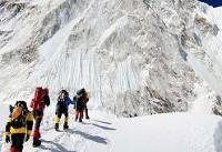 نگراتی محققان از شدت گرفتن ذوب برف های اورست