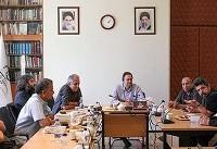 دیدار شورای مرکزی کانون کارگردانان با معاون بینالملل فارابی
