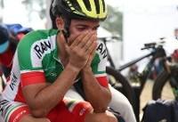 فراز شکری: ورزشکار چینی به من تنه زد و افتادم
