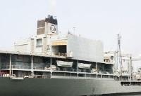 ناوگروه ۵۵ نیروی دریایی ارتش به ایران بازگشت