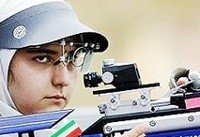 مدال برنز آسیایی برای بانوی تیرانداز ایرانی