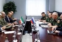 افزایش همکاری نظامی مسکو و تهران