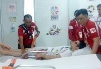 شوک بزرگ به تیم ملی ژیمناستیک قبل از مسابقات تیمی بازی های آسیایی