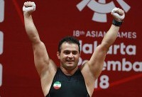 نصرتی پرچمدار ایران در المپیک جوانان آرژانتین شد
