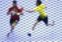 پنجمی تیم ملی هندبال نوجوانان ایران در قهرمانی آسیا