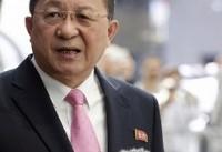 وزیر خارجه کره شمالی در راه تهران