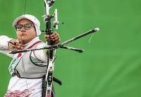 رتبه نازل بانوی تیرانداز ایرانی در بازی های آسیایی