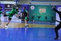 لیگ برتر هندبال نوزدهم مهر آغاز میشود