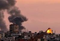 شهادت زن باردار فلسطینی در نوار غزه