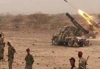 شلیک موشک بالستیک ارتش یمن به مواضع سعودی در نجران