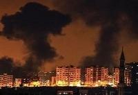 شلیک ۱۰۰ راکت از نوار غزه به سوی شهرک های صهیونیست نشین