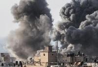حمله مجدد ارتش اسرائیل به نوار غزه