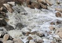 باز شدن آب زاینده رود (عکس)