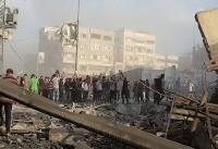 رژیم صهیونیستی حملات هوایی را به مناطق مختلف نوار غزه از سر گرفت/ زخمی شدن ۱۸ فلسطینی