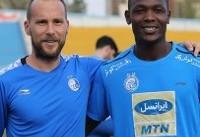 الحاجی گرو: امیدوارم فصل خوبی با استقلال داشته باشم