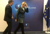رایزنی جابری انصاری با هلگا اشمید در مورد آخرین تحولات خاورمیانه