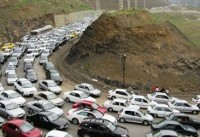 بخشی از جاده چالوس بزرگراه میشود/ حد فاصل دزدبن تا مرزن آباد