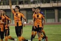 صعود مس کرمان و ماشینسازی به یک هشتم نهایی جام حذفی