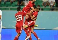پیروزی ایران مقابل بولیوی با «حضور گزینشی زنان»