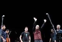 گروه موسیقی «دنگ شو» در کانادا کنسرت برگزار می کند