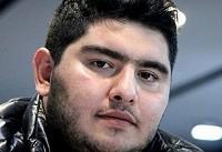 پرهام مقصودلو قهرمان شطرنج جوانان جهان شد