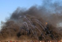 Two Palestinians killed in Israel strike on Gaza border: Ministry