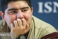 دعوت از مقصودلو و خادم الشریعه به لیگ شطرنج چین