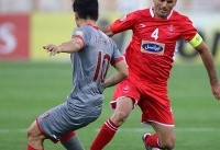سیدجلال حسینی بهترین بازیکن دیدار پرسپولیس - الدحیل شد