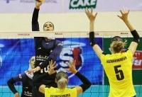 سومین برد متوالی برای دختران والیبالیست ایران/ صعود به عنوان سرگروه