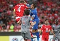 زمان بازی پرسپولیس در مرحله نیمه نهایی لیگ قهرمانان آسیا