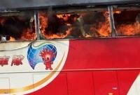 آخرین جزئیات تصادف اتوبوس مسیر تهران -کرمان